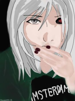 I am a Tokyo Ghoul by mikanoelle