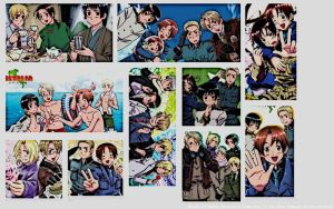 HETALIA Wallpaper by xXmariisa23Xx