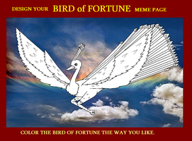 Bird of Fortune meme by AVRICCI