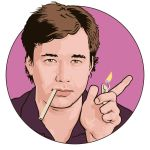Bill Hicks by monsteroftheid