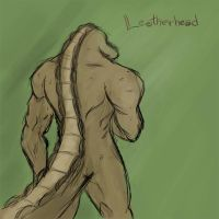 Leatherhead by PipingPringle