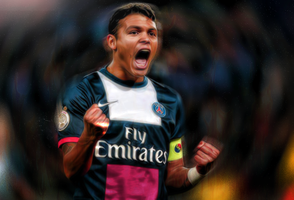 Edit For Thiago Silva by Ahmed-Gfx1