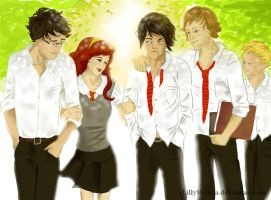 A fifth wheel.. by xLillyWonka