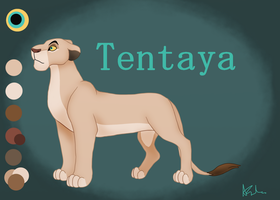 Tentaya Reference Sheet by XxElectric-SkefaXx