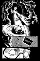 Fantomex MAX, Issue 2, page 1 by Inkpulp