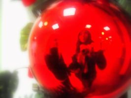 locked in a christmas ball by entemin