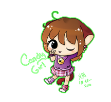 Candy Girl by HoneyDoodles