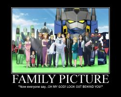 Family Pictures by SamuraiBebop105