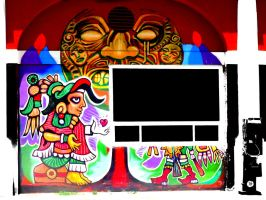 Untitled Aztec by scream619