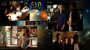 After the Storm Castle 5X01 by CTG22