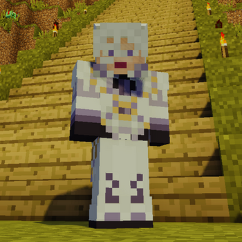 Aeon Skin for Minecraft by kironohasama