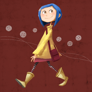Coraline by robotoco