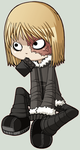 Mello for yay4miroku by CubeWatermelon
