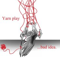 Griffin Yarn Play by systemcat