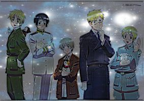 Random Hetalia Wallpaper by ChinaIChooseYou