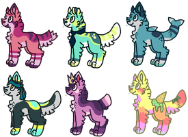 Some Pinata Adopts CLOSED by jaspering