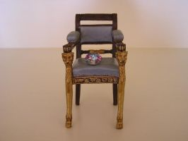 Antique Chair 1 by stock-kitty
