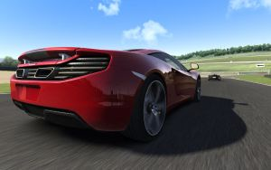 McLaren MP4-12C by matrixi