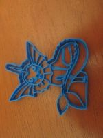 Vaporeon Cookie Cutter 03 by B2Squared