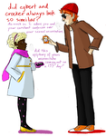 rose lalonde keepin it real by Tifannilly