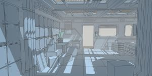 Even More Sketchup by DylanTeague