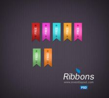 Ribbon PSD - inventlayout.com by atifarshad