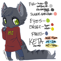OC-Keta by PsykoaktiveFantasi