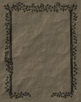 Medieval book page 1 by mirrorimagestock