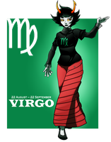 You Are Virgo by chickenMASK
