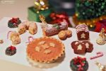 Baked Christmas Treats 1 2014 by TheMicroBakery