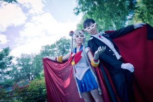 Manga Sailor Moon 6 by SinnocentCosplay