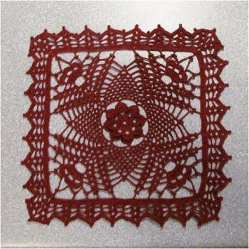 Double Flower Doily by EpicFarms