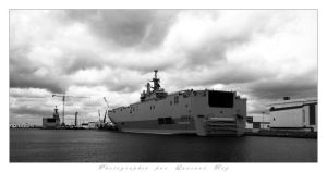 Warship - 005 by laurentroy
