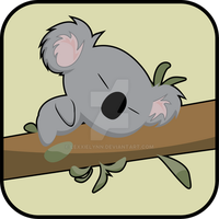 Koala by CrappyMornings