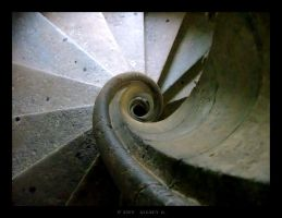 One Double Spiral by 5uRt