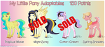MLP Adopts Group 2 (OPEN) by MattsyKun