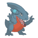 Gible by toshema