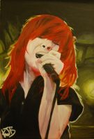 Hayley Williams 6 by threatened-angel