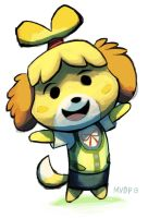 Isabelle by sketchinthoughts