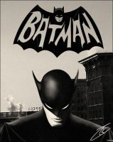 batman 1939 by Harvey-Birdman