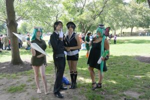 2014 Cosplay Picnic On the Common 2 by Miss-Tbones