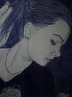 Portrait-Pen by galis33