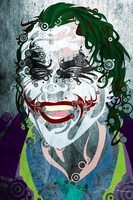Joker 08 by LegacyArtist