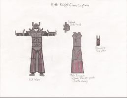 Sith Knight Clone - Captain by Zorzathir