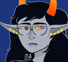 Vriska by Official-Serket