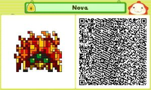 Nova QR by JAKtheTerrible