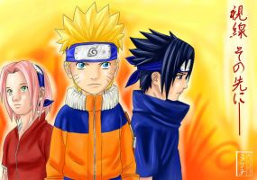 :: Naruto Team :: by Melina-selon-Ally
