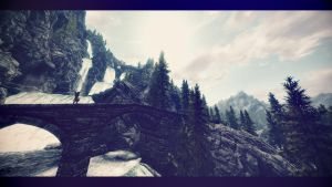 Beauty of Skyrim II by MuuseDesign