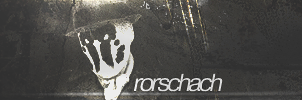 Rorschach by OldChili