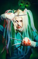 Cybergoth surgeon by Elena-NeriumOleander